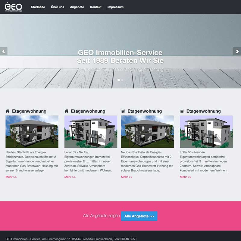 GEO Immobilienservice